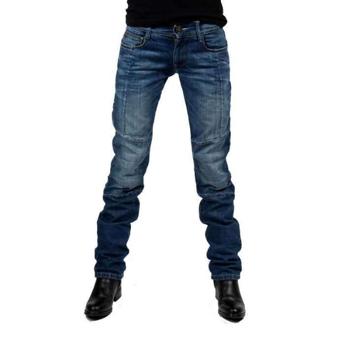 pantalon moto jean femme esquad achat vente vetement bas pantalon moto jean femme es. Black Bedroom Furniture Sets. Home Design Ideas