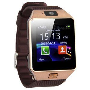 MONTRE CONNECTÉE Smartwatch Heartrate test Bluetooth montre Smart W