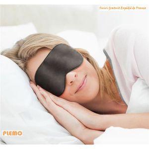 bandeau cache yeux achat vente bandeau cache yeux pas cher soldes d hiver d s le 11. Black Bedroom Furniture Sets. Home Design Ideas
