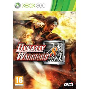 JEUX XBOX 360 Dynasty Warriors 8 (Xbox 360) [Xbox 360] [UK IMPOR