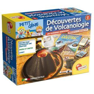 NATURE - ANIMAUX LISCIANI Petit Génie Découvre la Volcanologie - Je