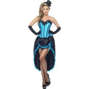 DÉGUISEMENT - PANOPLIE Costume danseuse burlesque.