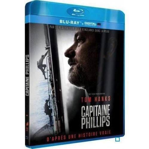 BLU-RAY FILM Blu-Ray Capitaine Phillips