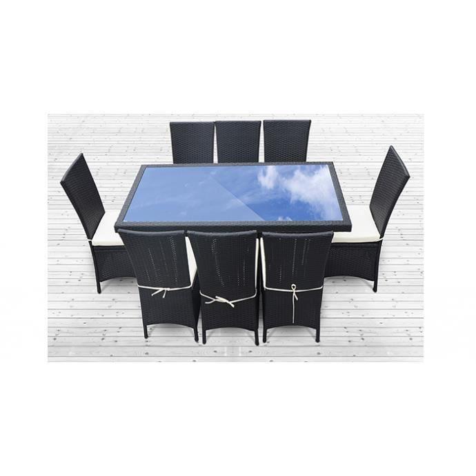 le royal 8 personnes ensemble de jardin en r si achat vente salon de jardin le royal 8. Black Bedroom Furniture Sets. Home Design Ideas
