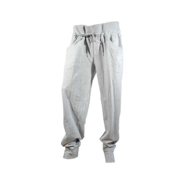 pantalon reebok de sport gris femme en coton achat vente pantalon pantalon reebok de sport. Black Bedroom Furniture Sets. Home Design Ideas