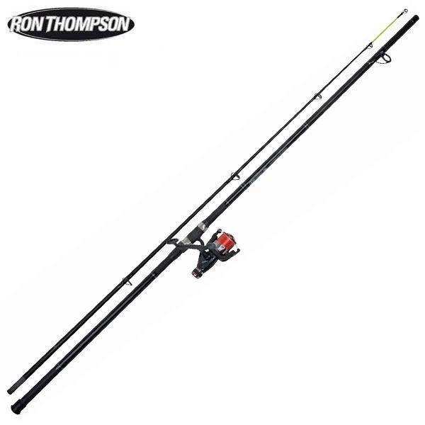 Attaches Velcro / Néoprène Rod Bands pour cannes à pêche Ron Thompson