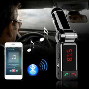 TRANSMETTEUR FM Kit de voiture Bluetooth Lecteur MP3 Kit transmett