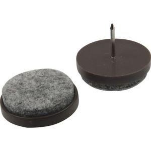 patin pour chaise achat vente patin pour chaise pas cher cdiscount. Black Bedroom Furniture Sets. Home Design Ideas