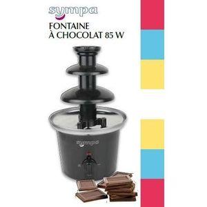 fondue chocolat electrique achat vente fondue chocolat electrique pas cher cdiscount. Black Bedroom Furniture Sets. Home Design Ideas