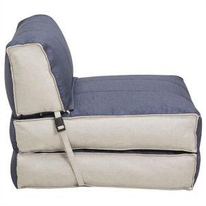 chauffeuse bleu achat vente chauffeuse bleu pas cher. Black Bedroom Furniture Sets. Home Design Ideas