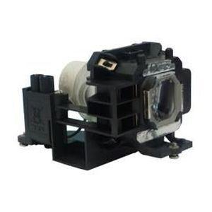 Lampe compatible NP07LP pour vidéoprojecteur NE…