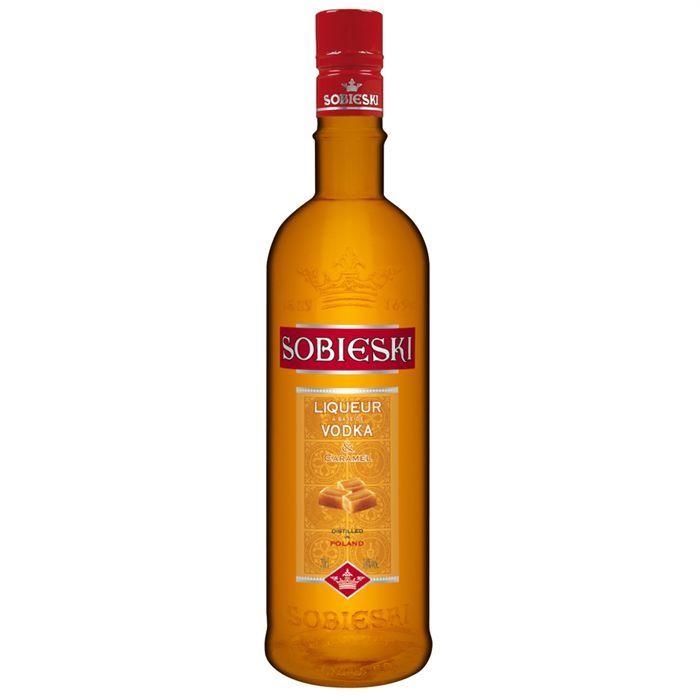 VODKA Sobieski Caramel 70cl