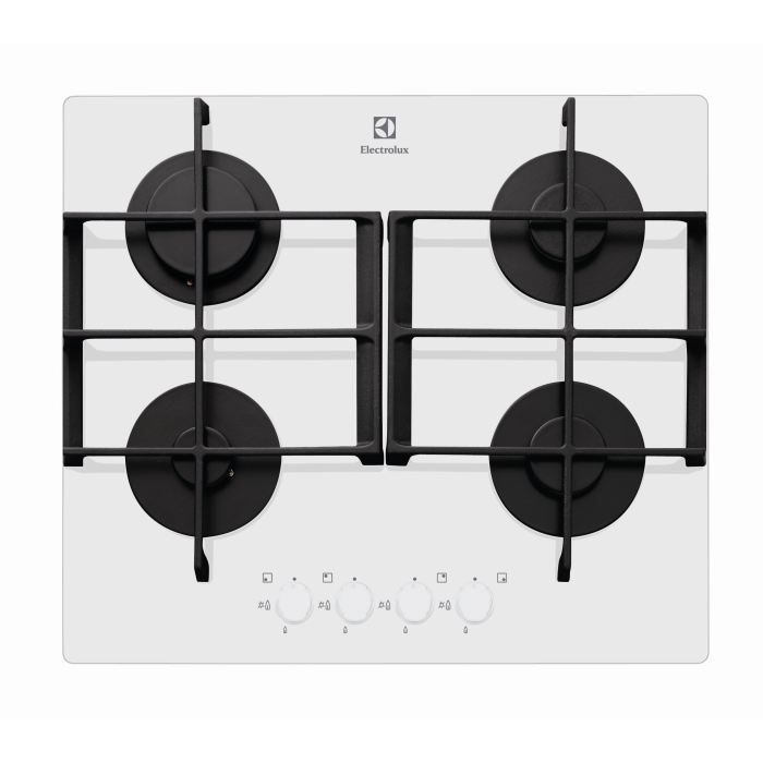 electrolux egt6342yow table de cuisson gaz achat vente plaque gaz cdiscount. Black Bedroom Furniture Sets. Home Design Ideas