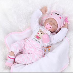 POUPÉE reborn jouets pour bébés souples