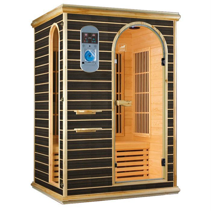 sauna infrarouge 2 places star 2b achat vente kit sauna sauna 2 places cdiscount. Black Bedroom Furniture Sets. Home Design Ideas