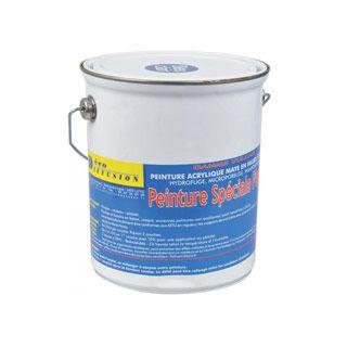 Peinture sp ciale piscine r sine acrylique bleu achat for Piscine acrylique