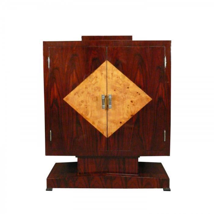 buffet art d co marseille achat vente buffet bahut buffet art d co marseille cdiscount. Black Bedroom Furniture Sets. Home Design Ideas