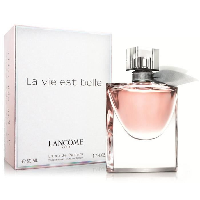 la vie est belle lancome описание аромата