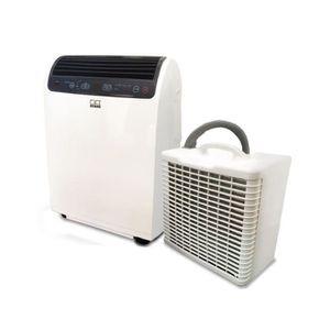 climatiseur mobile achat vente climatiseur mobile pas cher les soldes sur cdiscount. Black Bedroom Furniture Sets. Home Design Ideas