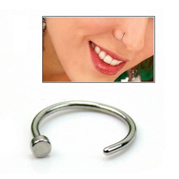 piercing nez acier achat vente bijoux de peau piercing nez acier. Black Bedroom Furniture Sets. Home Design Ideas