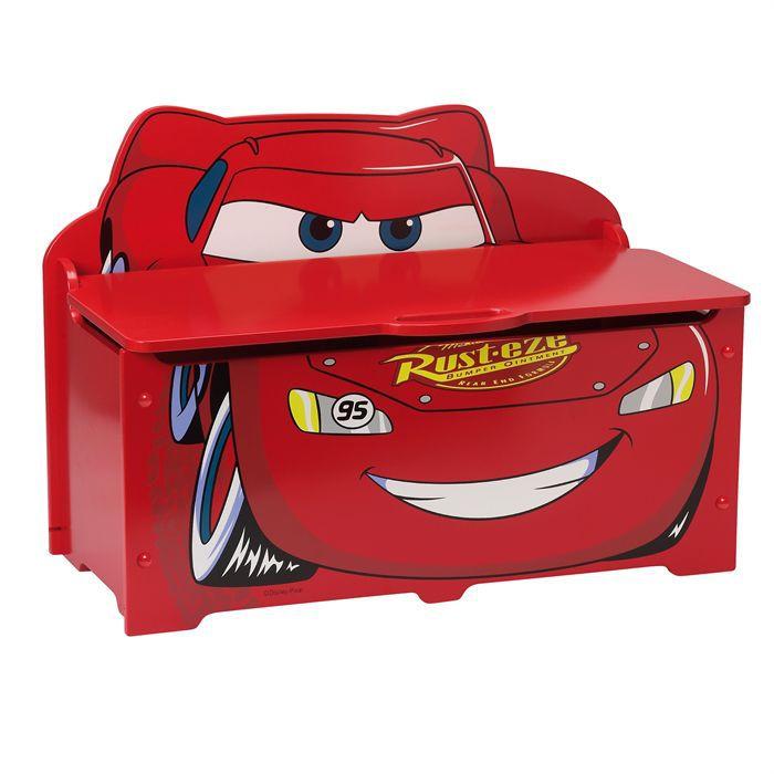 Coffre jouet grand mod le cars achat vente coffre jouets coffre jouet gd mod le cars - Grand coffre a jouet cars ...