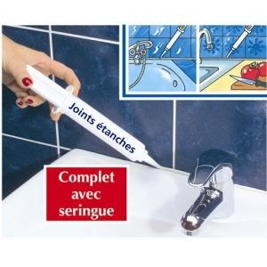 silicone pour joints tanches blanc achat vente colle enlever joint silicone salle de bain - Enlever Joint Silicone Salle De Bain