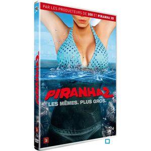 DVD FILM DVD Piranha 2
