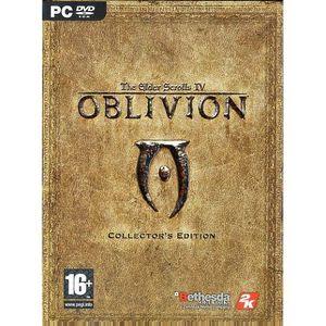 jeux pc video console r oblivion sur