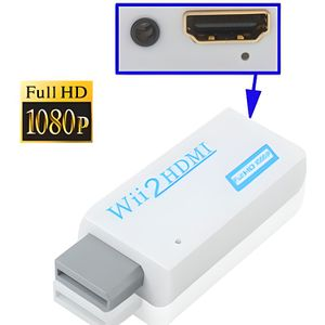 CÂBLE JEUX VIDEO 1080P HDMI Convertisseur Wii to HDMI