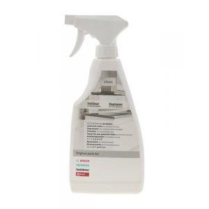 PRODUIT ELECTROMENAGER spray nettoyant et degraissant 500ml pour hottes,
