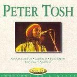 CD MUSIQUE DU MONDE Gold TOSH Peter Reggae