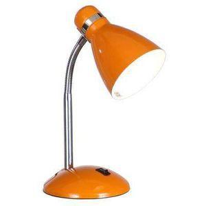 lampe de bureau orange