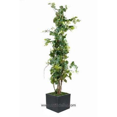 cep de vigne artificiel en pot h 140cm achat vente fleur artificielle s ch e cdiscount. Black Bedroom Furniture Sets. Home Design Ideas