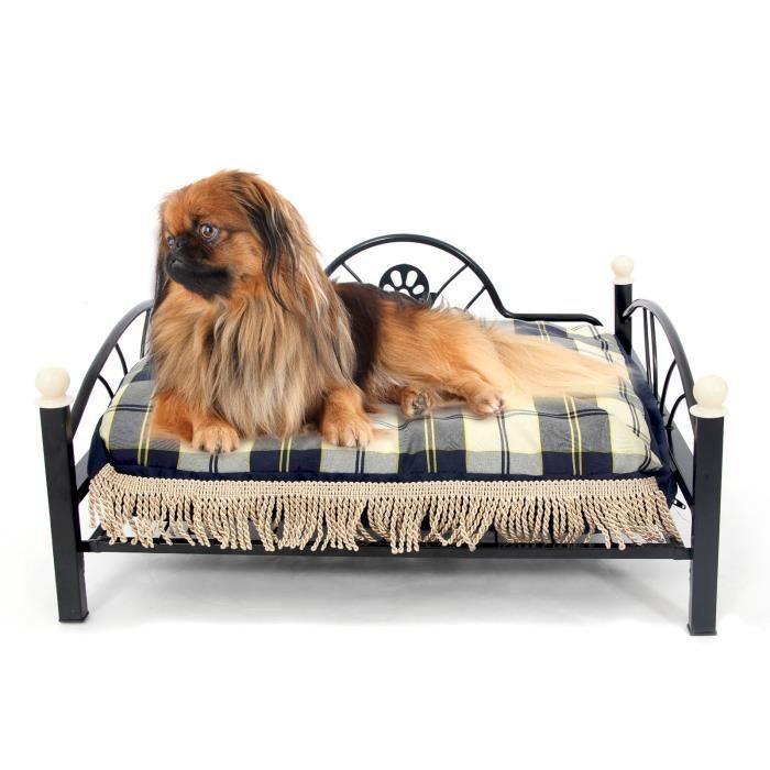 haute qualit lit de grille pour chien chat dur e 56cm achat vente niche haute qualit lit. Black Bedroom Furniture Sets. Home Design Ideas