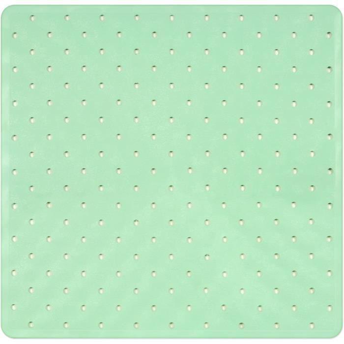 tapis de bain vert tapis salle de bain chenille vert anis achat vente tapis de salle de bain. Black Bedroom Furniture Sets. Home Design Ideas