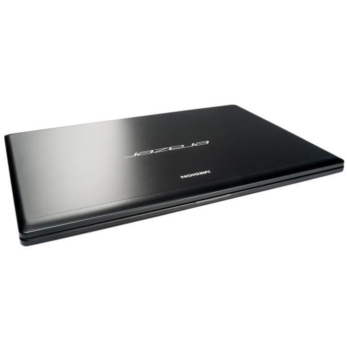 medion pc portable gamer erazer x7615 17 3 full. Black Bedroom Furniture Sets. Home Design Ideas