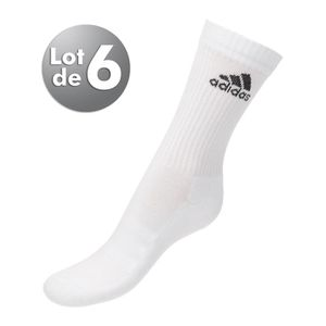 CHAUSSETTES ADIDAS Pack 6 paires Chaussettes Multisport Homme