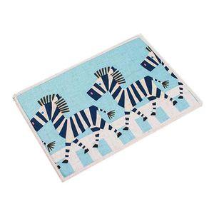 tapis zebra achat vente tapis zebra pas cher les soldes sur cdiscount cdiscount. Black Bedroom Furniture Sets. Home Design Ideas