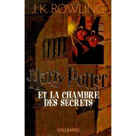 Harry potter et la chambre des secrets achat vente for Chambre de la jeunesse