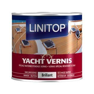 yacht linitop vernis brillant incolore 2 50 l achat vente peinture vernis cdiscount. Black Bedroom Furniture Sets. Home Design Ideas