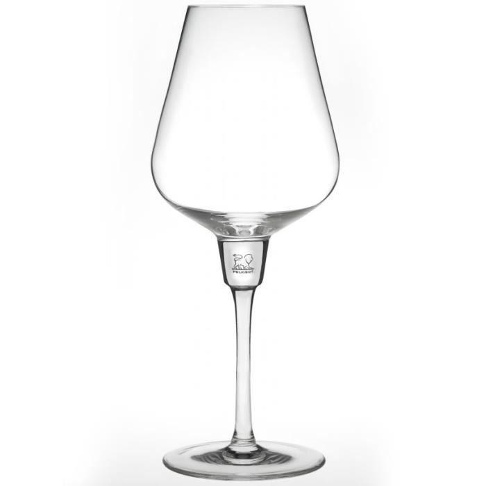 peugeot verre de d gustation pour vins blancs et l gers rouges 42cl 250294 achat vente. Black Bedroom Furniture Sets. Home Design Ideas