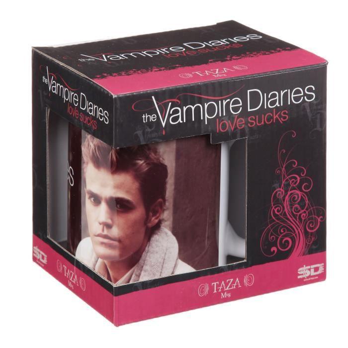 BOL - MUG - MAZAGRAN Mug Vampire Diaries - Stefan Salvatore