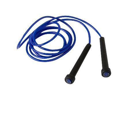 corde sauter en pvc 2 20 m bleu achat vente corde sauter corde sauter en pvc bleu. Black Bedroom Furniture Sets. Home Design Ideas