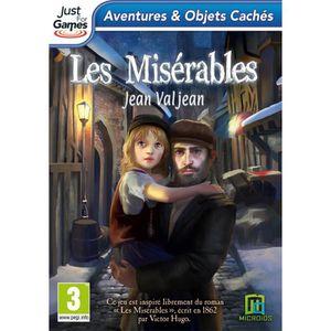 Les Misérables Jean Valjean Jeu PC