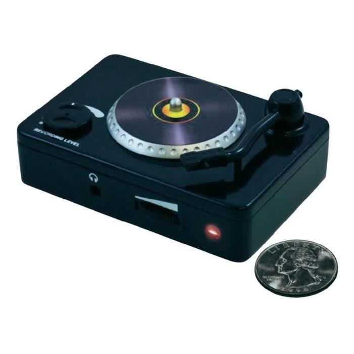 convertisseur de disque vinyle ion vinyl forever platine. Black Bedroom Furniture Sets. Home Design Ideas
