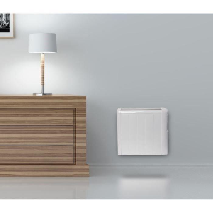 alpina radiateur inertie c ramique 1500w lcd achat vente radiateur panneau radiateur. Black Bedroom Furniture Sets. Home Design Ideas
