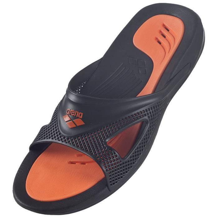 Sandales arena hydrofit man noir noir achat vente for Sandales de piscine