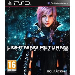 JEU PS3 Lightning Returns : Final Fantasy XIII Jeu PS3