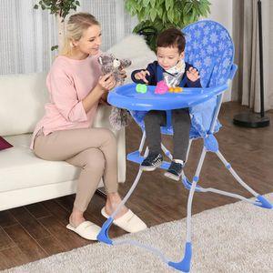 Chaise haute bebe repas pliable achat vente chaise - Chaise enfant pliable ...