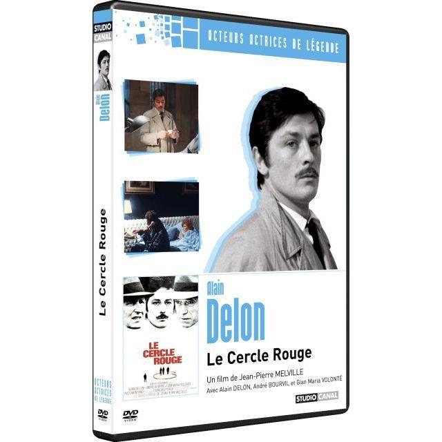 DVD FILM DVD Le Cercle rouge
